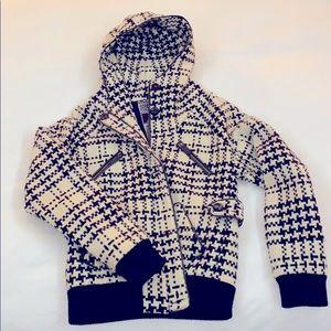 Luxury vintage wool L.A.M.B. Jacket